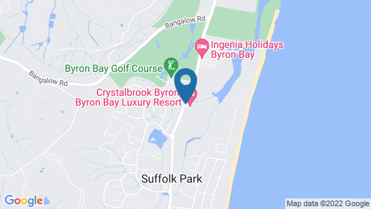 Byron at Byron, a Crystalbrook Collection Resort Map