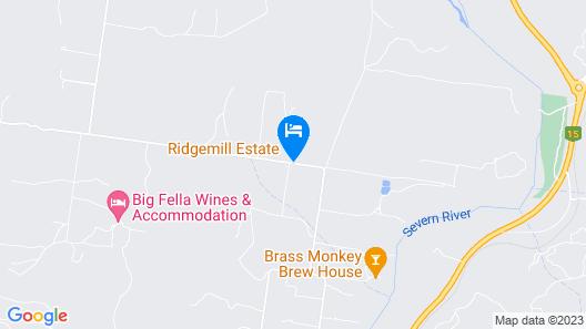 Ridgemill Escape Map