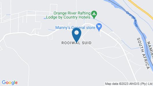 Fiddlers Creek Campsite Map