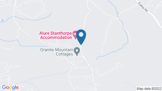 Alure Stanthorpe Map
