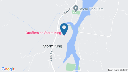QUAFFERS ON STORM KING Map