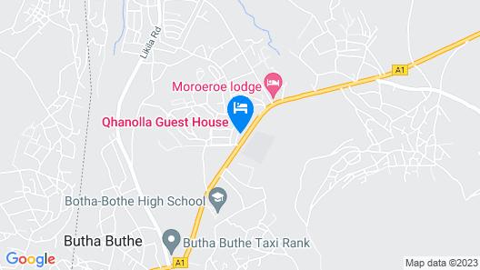 Qhanolla Guest House Map