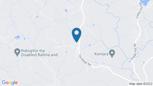 Ferncrest Map