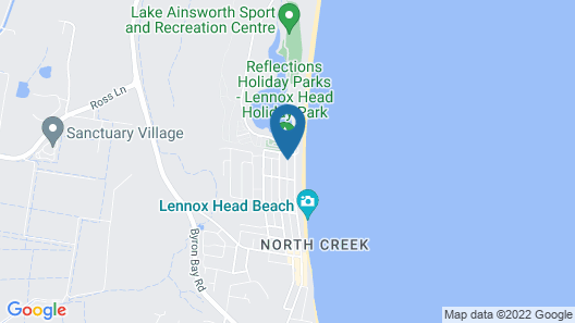 LakeSong At Lennox Head Map