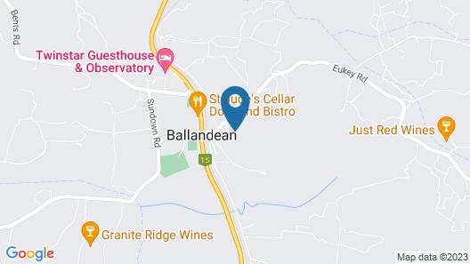 A Stanthorpe Getaway Map