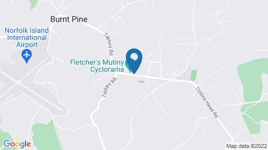Governor's Lodge Resort Hotel Map