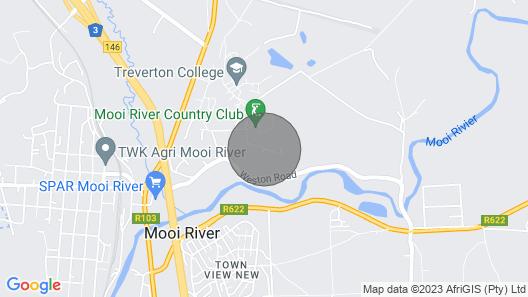 Mooiriver Country Club Map