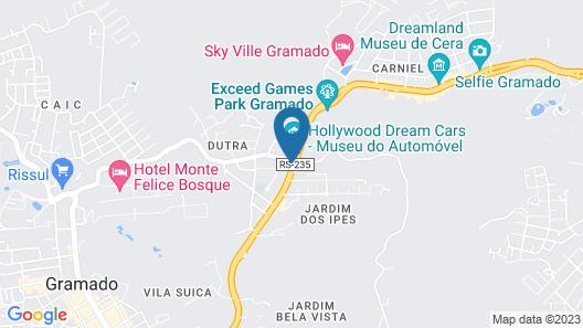 Exclusive Gramado by Gramado Parks Map