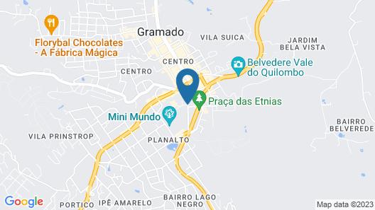 Wish Serrano  Map