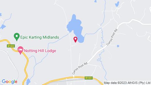 Beacon Vlei Guest Farm Map