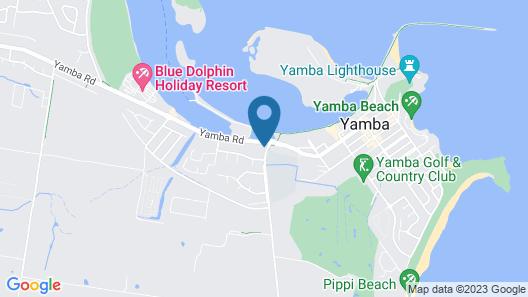 Pegasus Motel Map