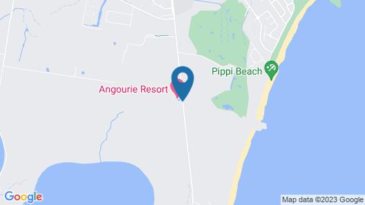 Angourie Resort Map