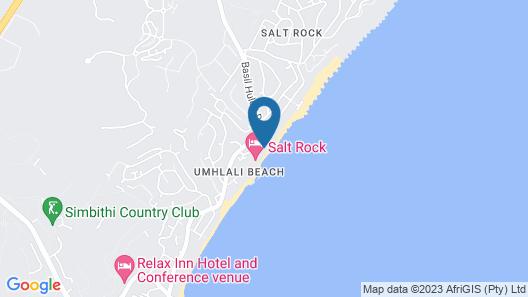 YOLO Spaces The Beach House Villa Map