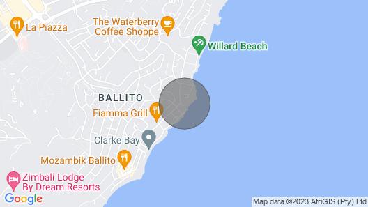 Modern Complex on Ballito Promenade Map