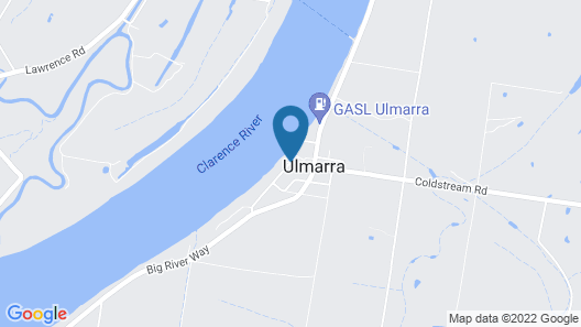 Ulmarra Hotel Map