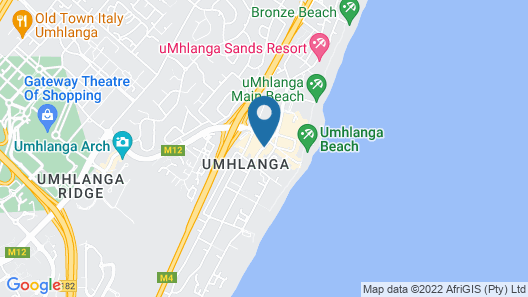 506 Lighthouse Mall Map