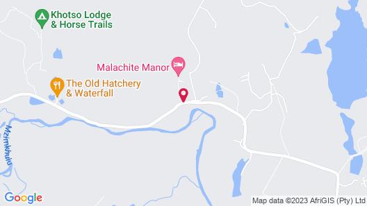 Malachite Manor Map