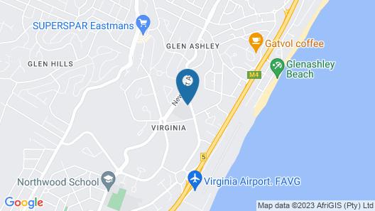 Danville Villa Map