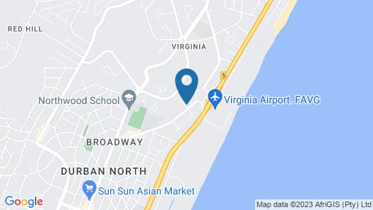 Boma Lodge  Map