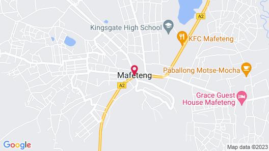 Lapeng Habo Bantu Map