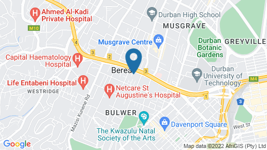 N-Self Catering Lodge Map