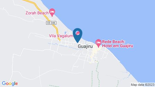 Pousada Vila Vagalume Map
