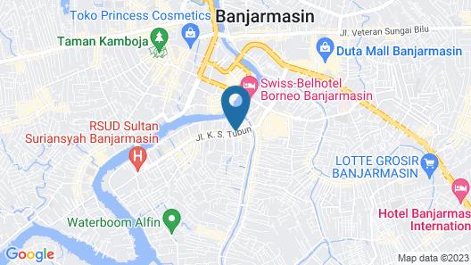 OYO 2057 Hotel Kharisma Map