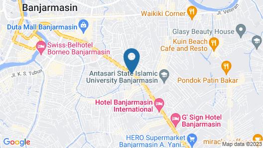 Rattan Inn Map
