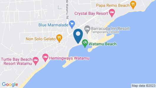 Lily Palm Resort Map