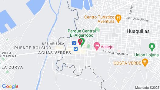 Hotel Restaurante LA HABANA Map