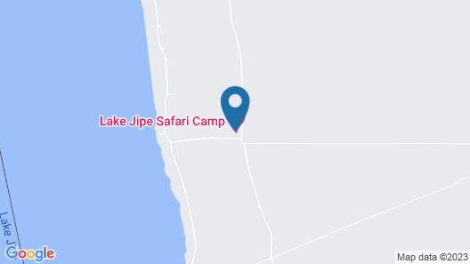 Lake Jipe Safari Camp Map