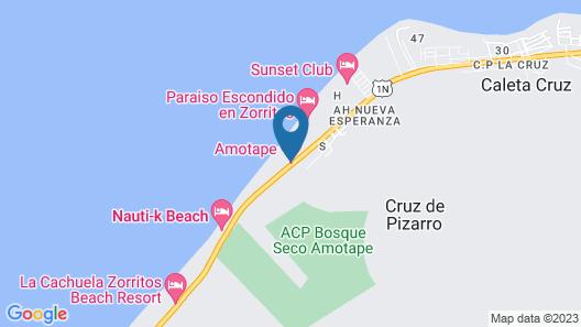 Amotape Map