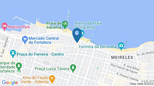 Beach Class Residence by Frente Mar Map