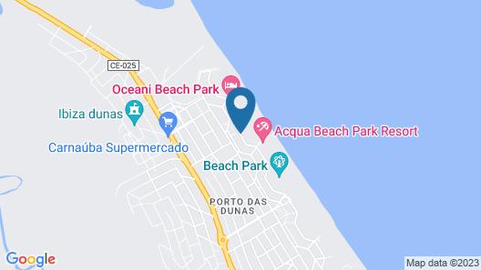 Atlantic Palace Apart-Hotel Map