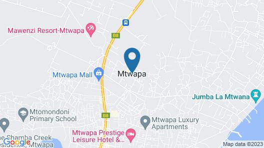 Marvelous House Mtwapa Map