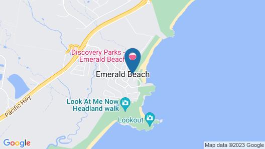 Little Emerald Map