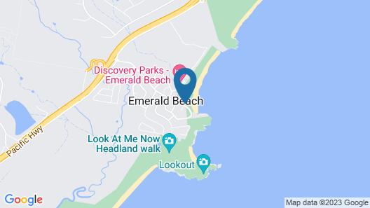 Pandanus On Emerald Map