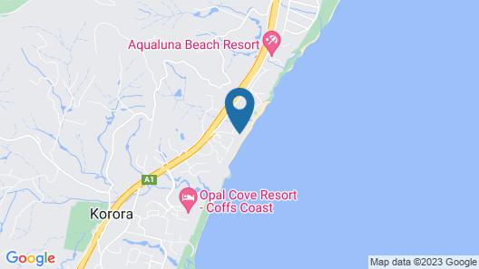 Beachside Beauty Map