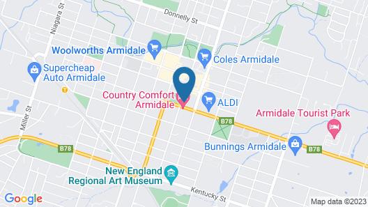 Townsmart Map