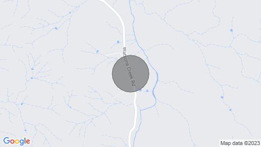 687, Watsons Ck Rd Bendemeer Map