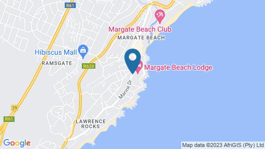 Desroches Hotel Map