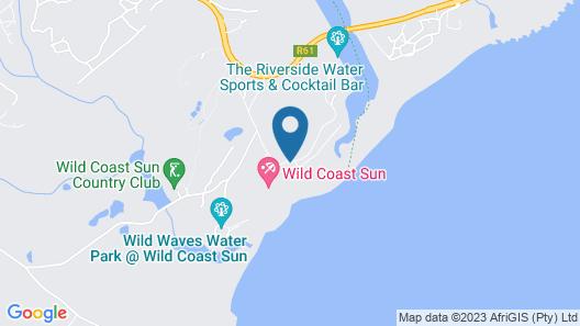 Wild Coast Sun Map