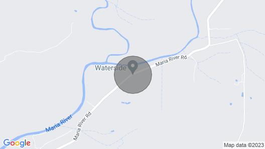 Crescent Head Farm Map
