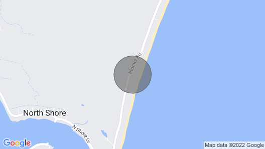 Sarah's Beach House, 314 Plomer Road, Map