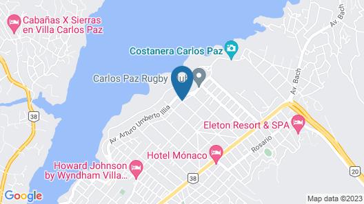 Portal Del Lago Map