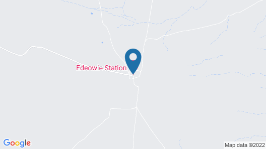 Edeowie Station Map
