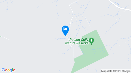 Black Wattle Retreat Map