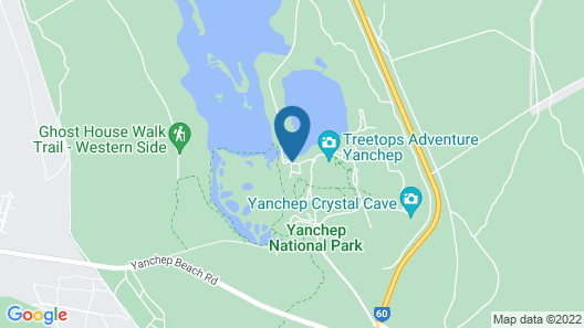 Yanchep Inn Map