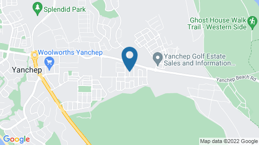 Yanchep's Home Away From Home Map