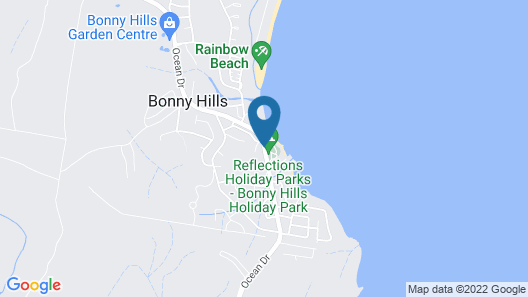 Ingenia Holidays Bonny Hills Map